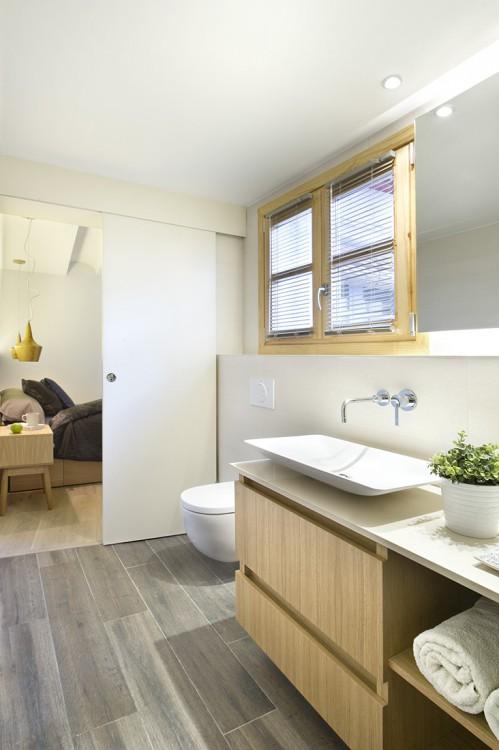 13. Apartment renovation in Barcelona