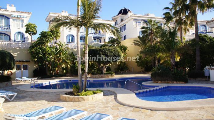13. Duplex for sale in Calpe (Alicante)