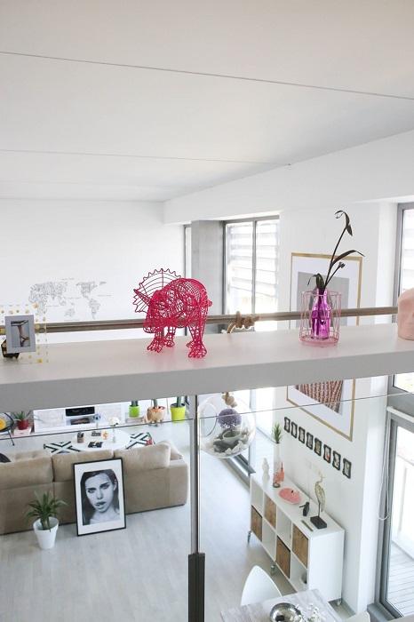 13. Eclectic Loft in Valencia