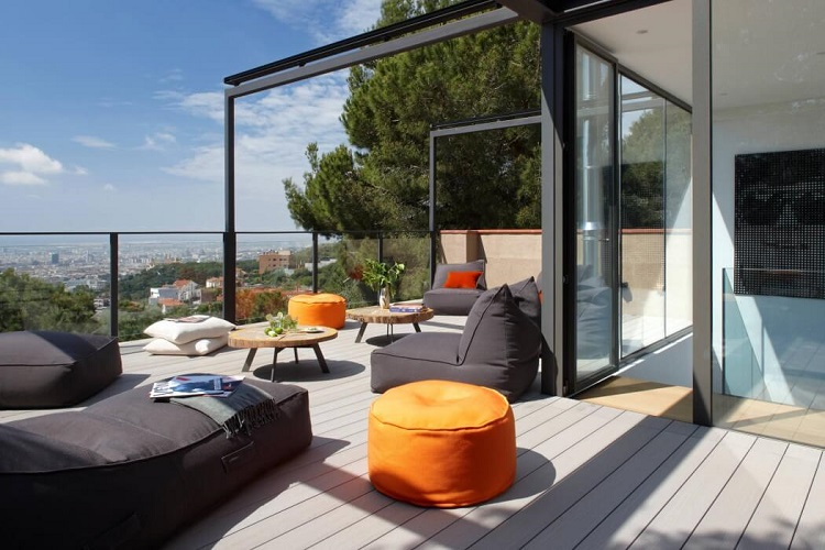 13. Home in Collserola, Barcelona, by Molins