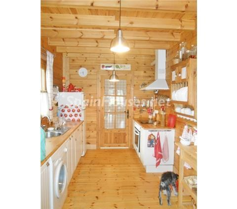 13. House for sale in Cebreros Ávila - For Sale: Wooden House in Cebreros, Ávila