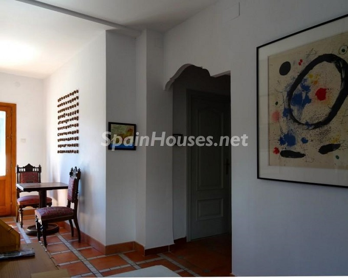 13. House for sale in Granada 3 - For Sale: House in Granada with unbeatable views to the Alhambra