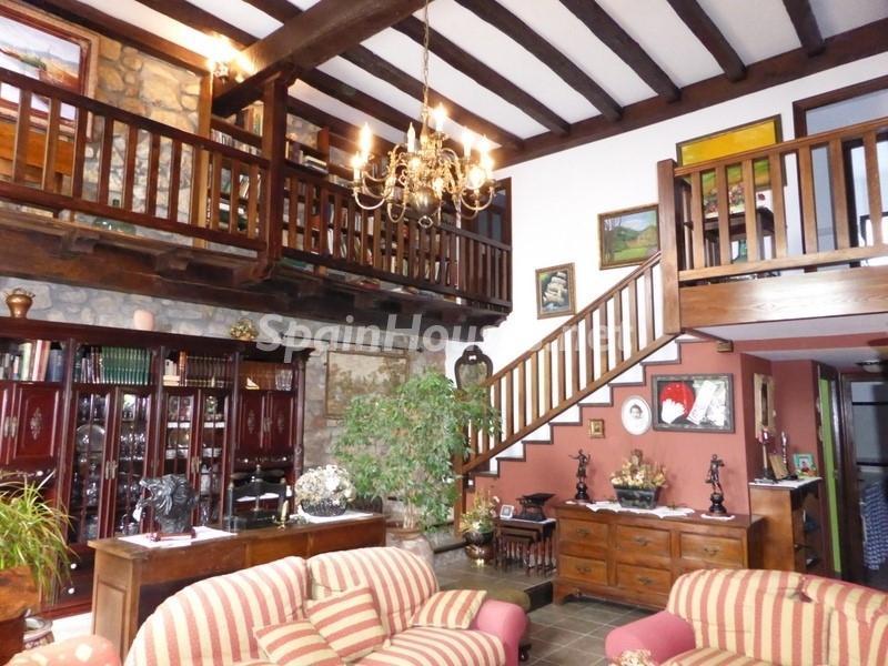 13. House for sale in Hondarribia Guipúzcoa - Charming Country House in Hondarribia, Guipúzcoa