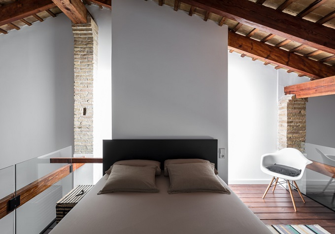 13. Loft renovation in Valencia