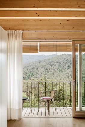 13. Modern residence Barcelona1 - House LLP in Barcelona by Alventosa Morell Arquitectes