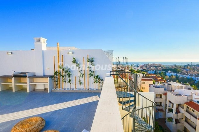 13. Penthouse apartment for sale in Mijas Costa - Penthouse apartment for sale in Mijas Costa, Málaga