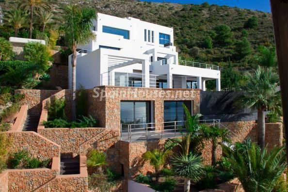 130 - Luxury Villa for sale in Moraira (Alicante)