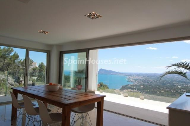 1313 - Minimalist Home for Sale in Altea, Alicante