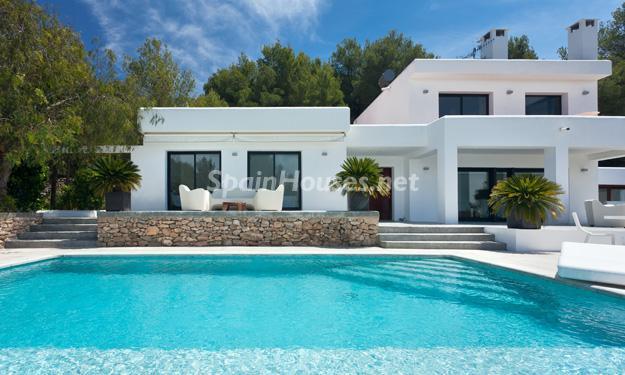 133 - Beautiful Villa for Sale in San Jose, Ibiza (Balearics)