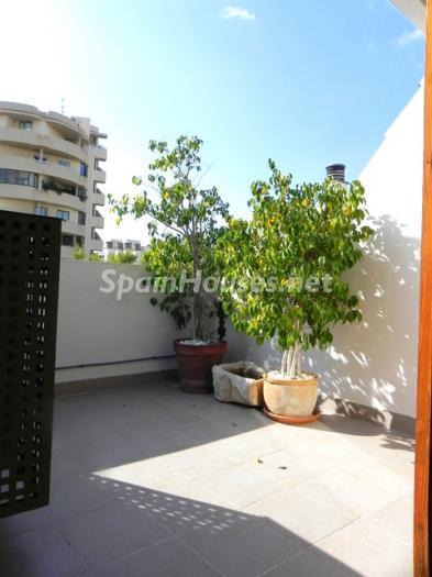 1333 - Terraced Chalet for Sale in Palma de Mallorca, Balearic Islands