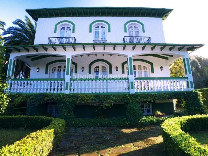136 - House from the First Half of the 20th Century for Sale in Asturias