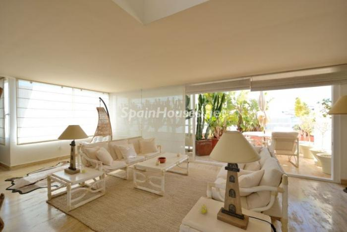 137 - Stylish Penthouse for Sale in Ibiza, Balearic Islands