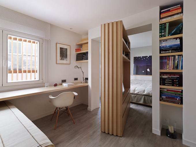 14. Apartment in Ourense by plpa.es  - A Home in Ourense, Galicia, by PLP Atelier