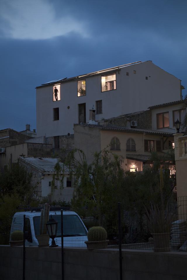 14. Casa Selva - House in Selva, Mallorca, by Architect Luis Velasco Roldán