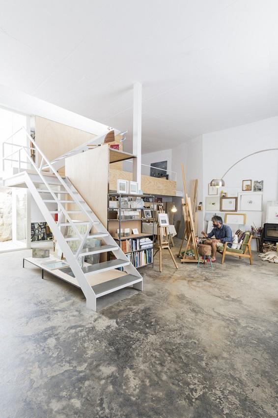 14. House in Gaucín by DTR studio architects - A single family house for a painter in Gaucín, Málaga, by DTR_studio architects