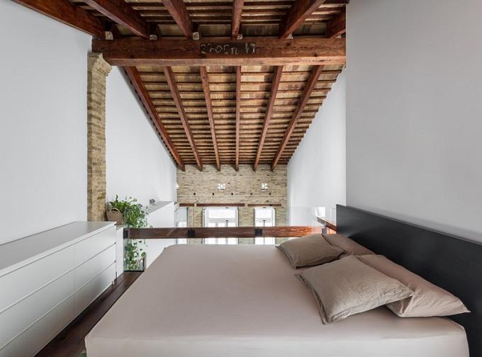 14. Loft renovation in Valencia