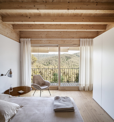 14. Modern residence Barcelona1 - House LLP in Barcelona by Alventosa Morell Arquitectes