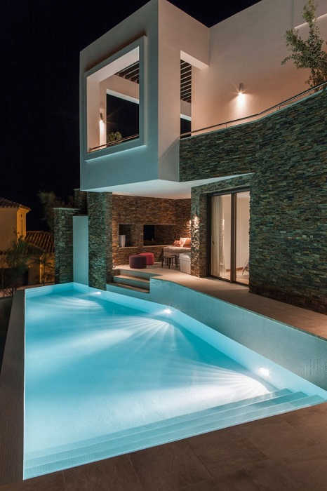 14. Villa in Marbella by Yeregui Arquitectos 1 - Contemporary Dwelling in Marbella by Yeregui Arquitectos