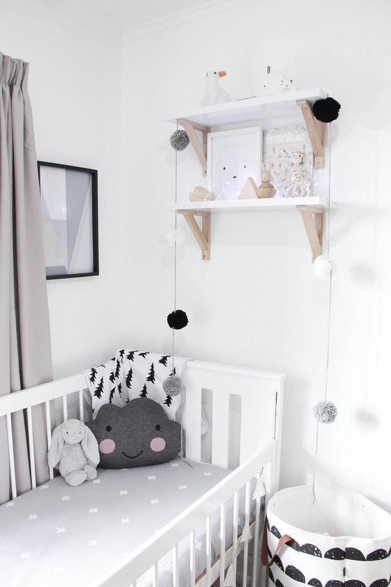 14b36add1b470af07e4e3f0b330c4efe - Decorative styles for the baby's room