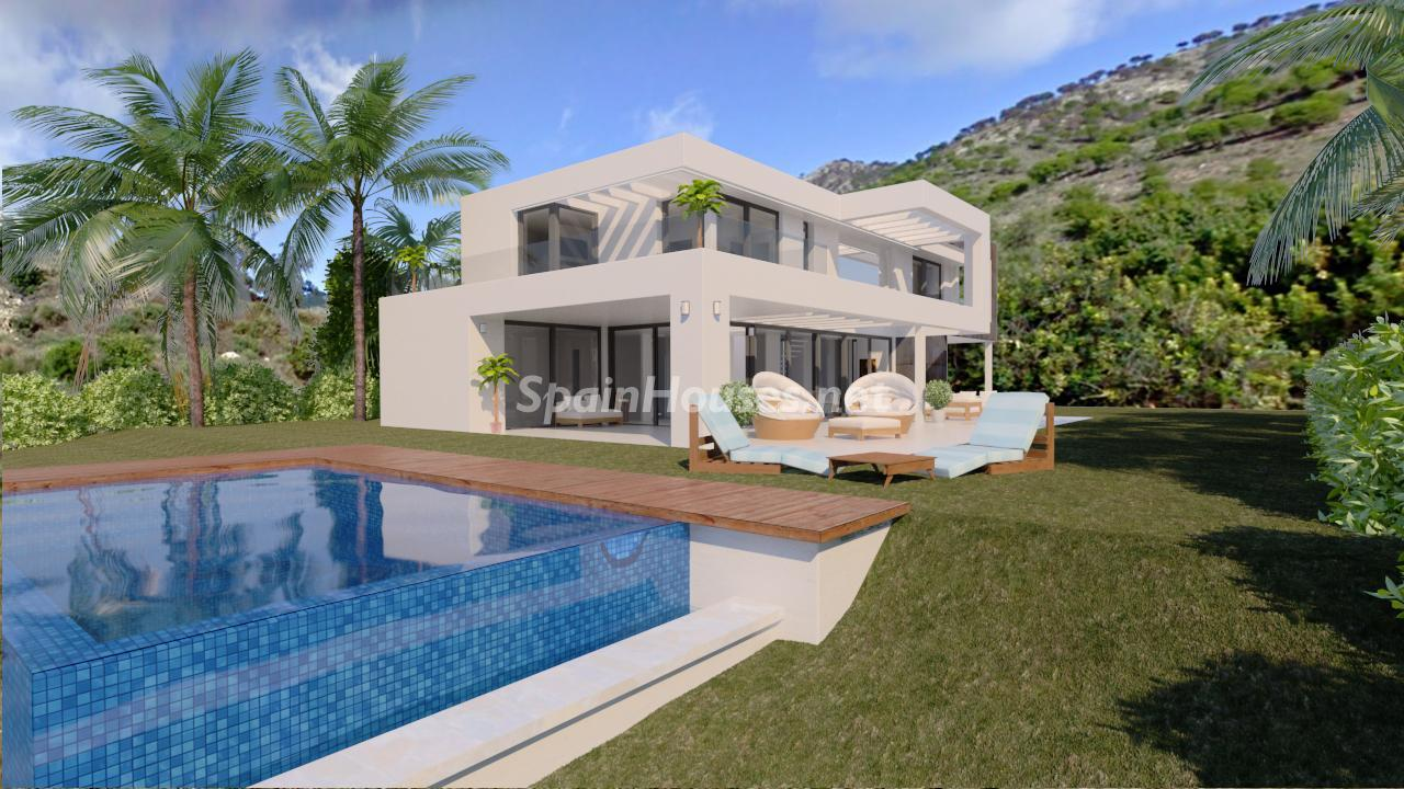 15. Buena Vista Hills - Buena Vista Hills, 26 Modern Villas with Panoramic Sea Views in Mijas, Costa del Sol