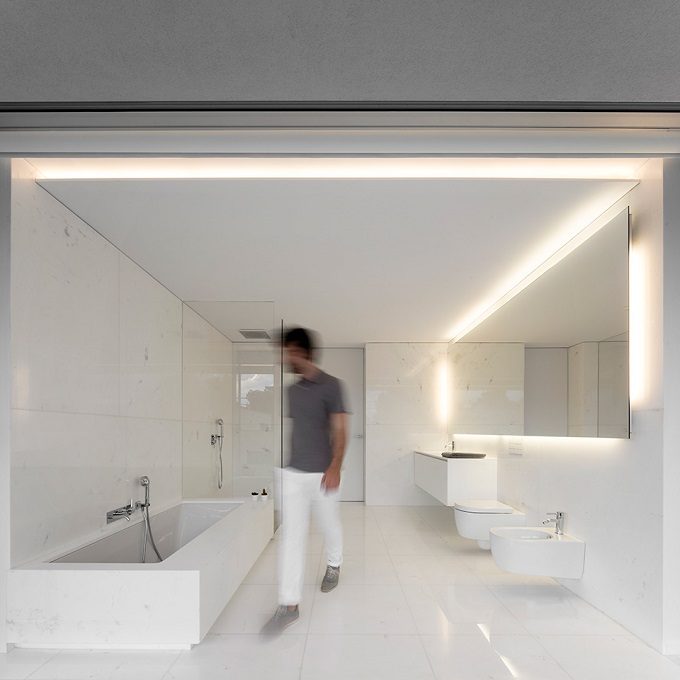 15. House in Paterna by Fran Silvestre Arquitectos - Ultramodern House in Paterna, Valencia, by Fran Silvestre Arquitectos