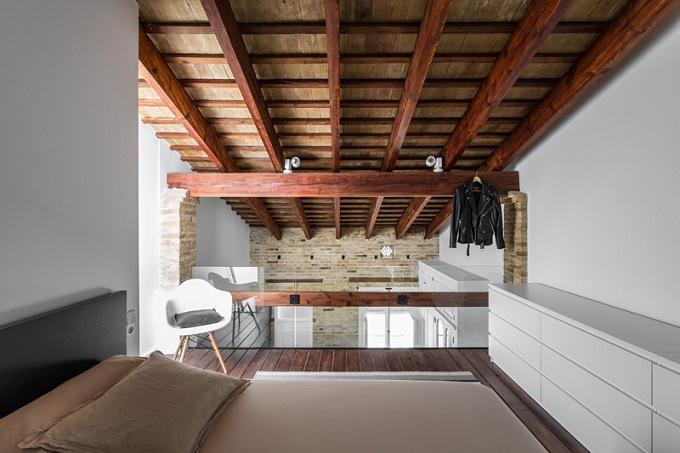 15. Loft renovation in Valencia