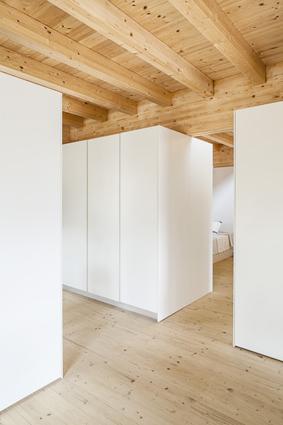 15. Modern residence Barcelona1 - House LLP in Barcelona by Alventosa Morell Arquitectes