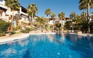 Holiday rental home in Marbella