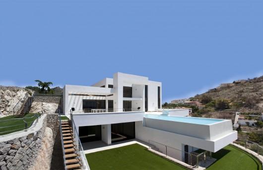 158 - Mediterranean Pearl by Architect Carlos Gilardi