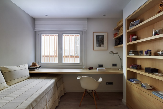 16. Apartment in Ourense by plpa.es  - A Home in Ourense, Galicia, by PLP Atelier