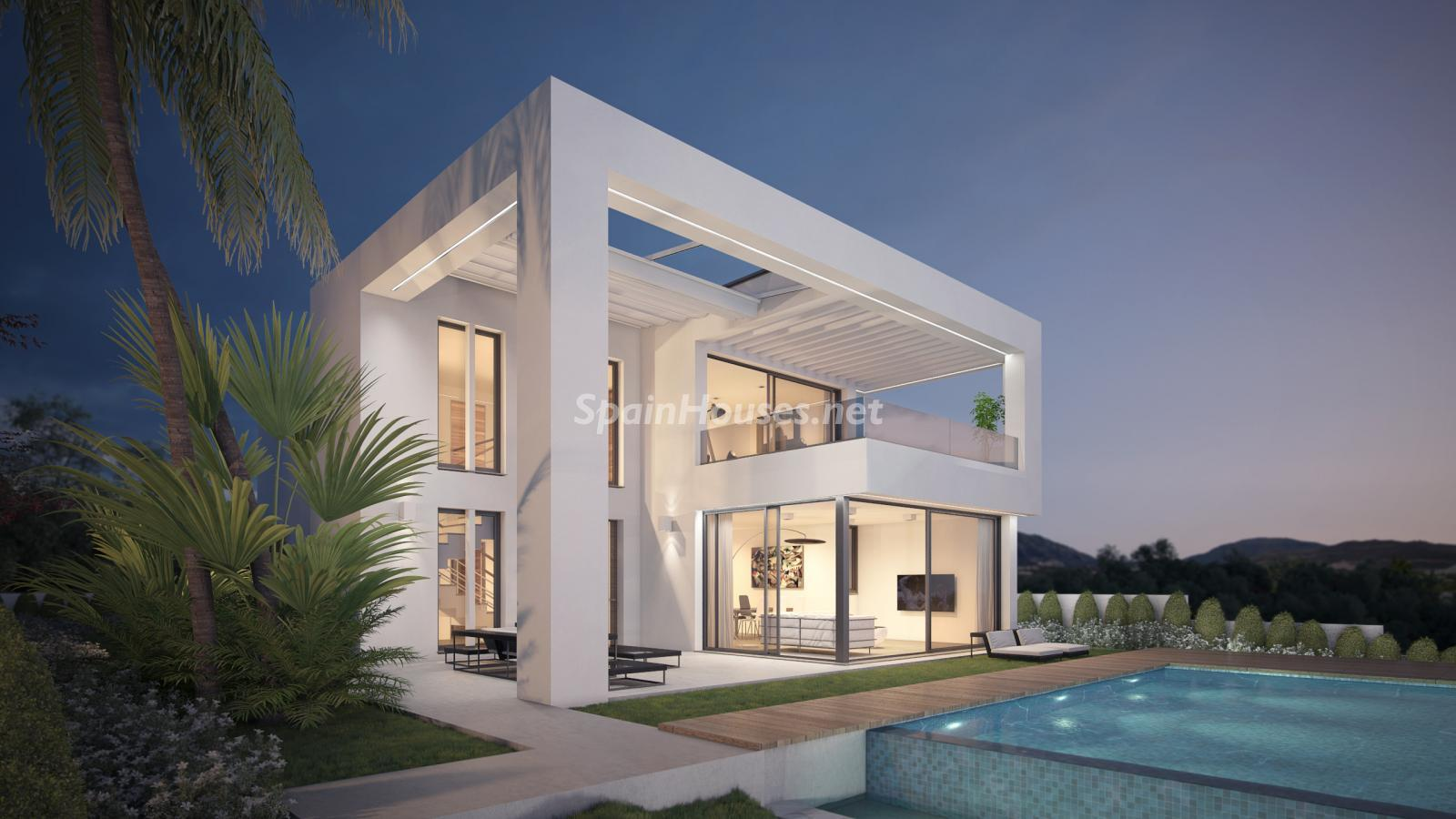 16. Buena Vista Hills - Buena Vista Hills, 26 Modern Villas with Panoramic Sea Views in Mijas, Costa del Sol