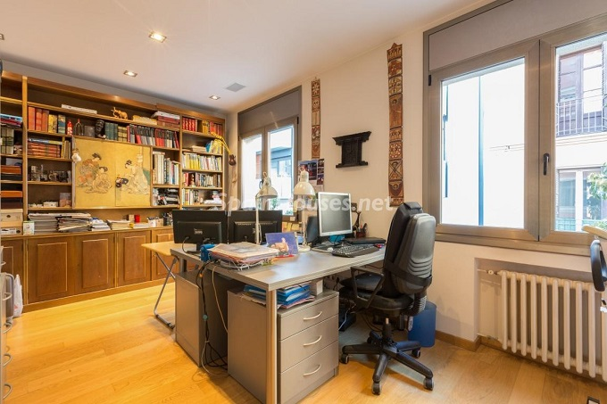 16. Home in Gràcia Barcelona - For Sale: Terraced house in the heart of Barcelona city