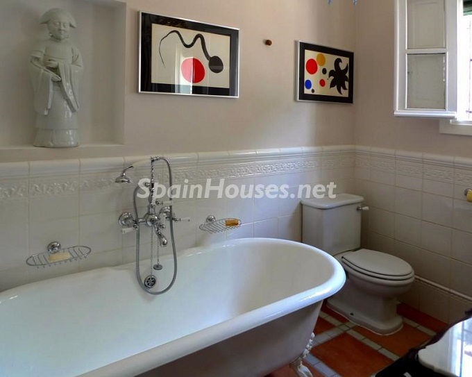 16. House for sale in Granada 3 - For Sale: House in Granada with unbeatable views to the Alhambra