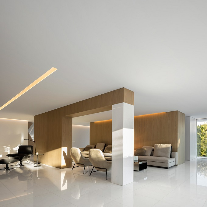 16. House in Paterna by Fran Silvestre Arquitectos - Ultramodern House in Paterna, Valencia, by Fran Silvestre Arquitectos