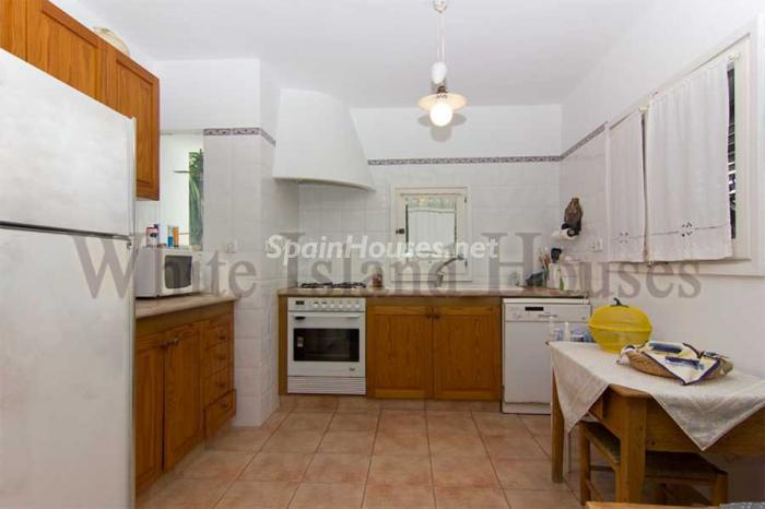 16. House in Sant Antoni de Portmany - Mediterranean Style House for Sale in Sant Antoni de Portmany, Ibiza