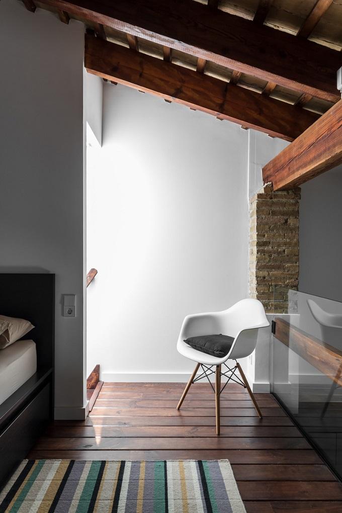 16. Loft renovation in Valencia