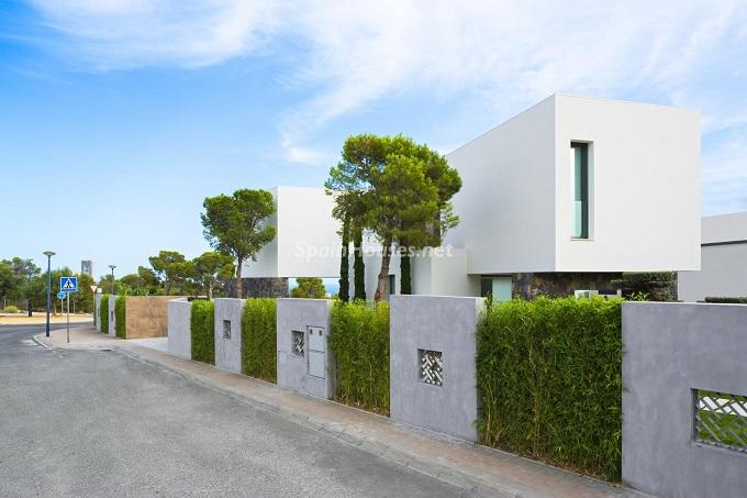 16. Villa in Finestrat Alicante designed by Gestec - Modern Villa in Finestrat, Alicante, designed by GESTEC