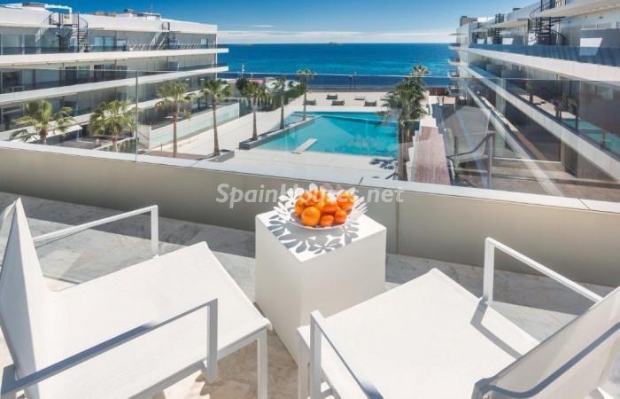 168 - Spectacular Holiday Rental Penthouse in Ibiza, Balearic Islands