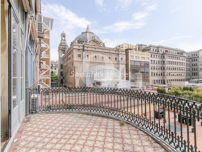 17. Flat for sale in Barcelona