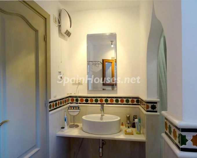 17. House for sale in Granada 3 - For Sale: House in Granada with unbeatable views to the Alhambra
