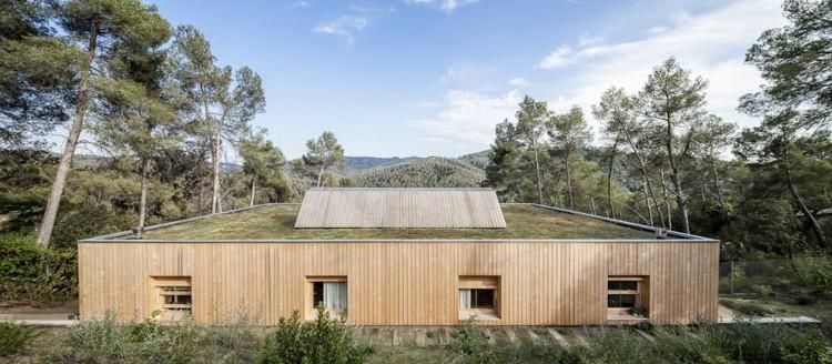 17. Modern residence Barcelona