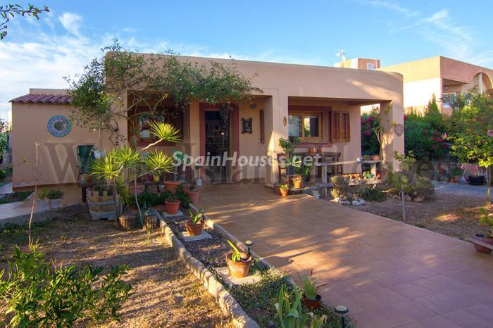 177 - Country Style House for Sale in Sant Josep de sa Talaia, Ibiza