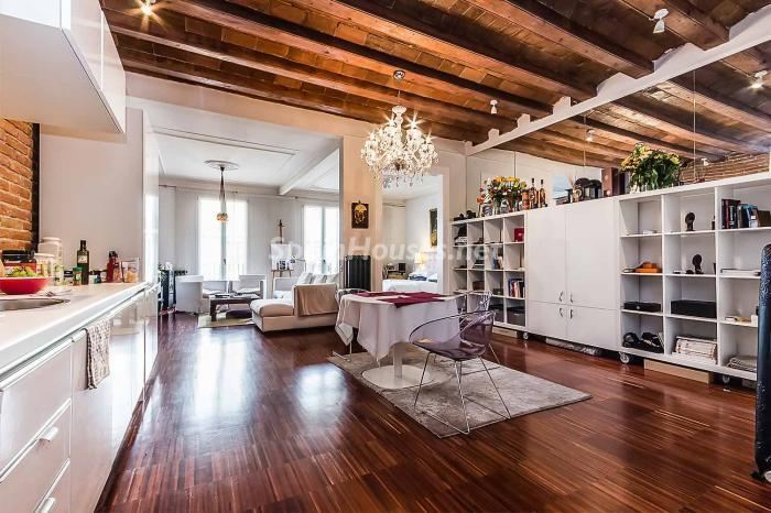 179 - Luxury Loft for Sale in Barcelona City