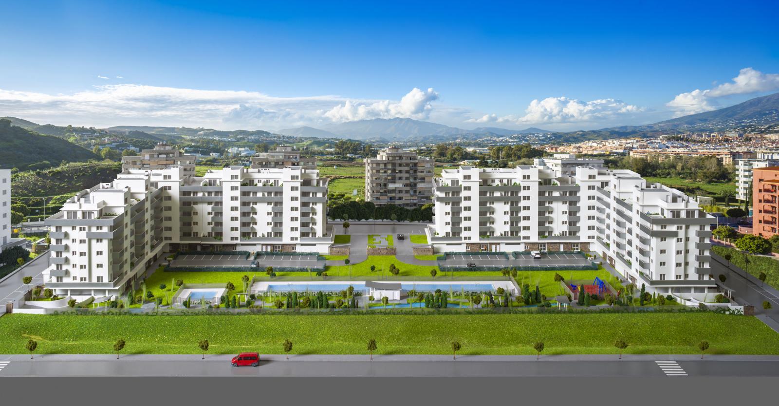 18. Flat for sale in Fuengirola Málaga - Beautiful Apartment For Sale in Fuengirola, Málaga