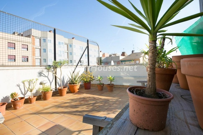 18. Home in Gràcia Barcelona - For Sale: Terraced house in the heart of Barcelona city