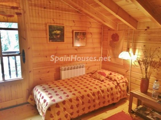18. House for sale in Cebreros Ávila - For Sale: Wooden House in Cebreros, Ávila