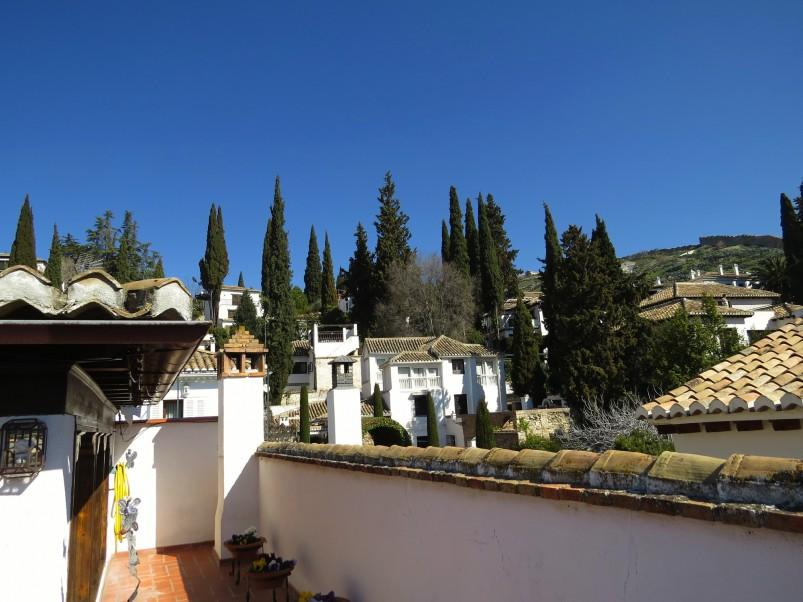 18. House for sale in Granada 4 - For sale: 3 bedroom house in Granada city with views over the Alhambra