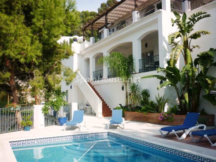 185 - Wonderful Holiday Rental House in La Herradura, Granada