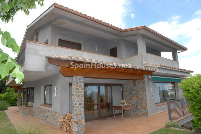 186 - Beautiful Country House for sale in Arbúcies, Girona