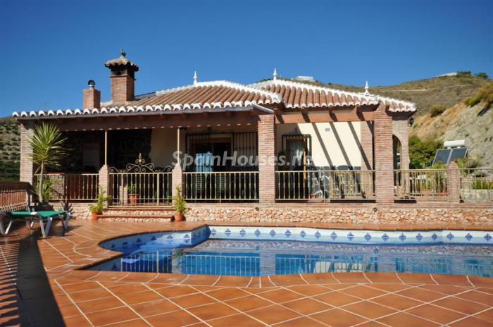 188 - Holiday rental detached villa in Nerja (Málaga)